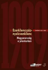 Ezerkilencszáznyolcvankilenc - Az 1956-os Intézet XXV. Évkönyve, 2020.